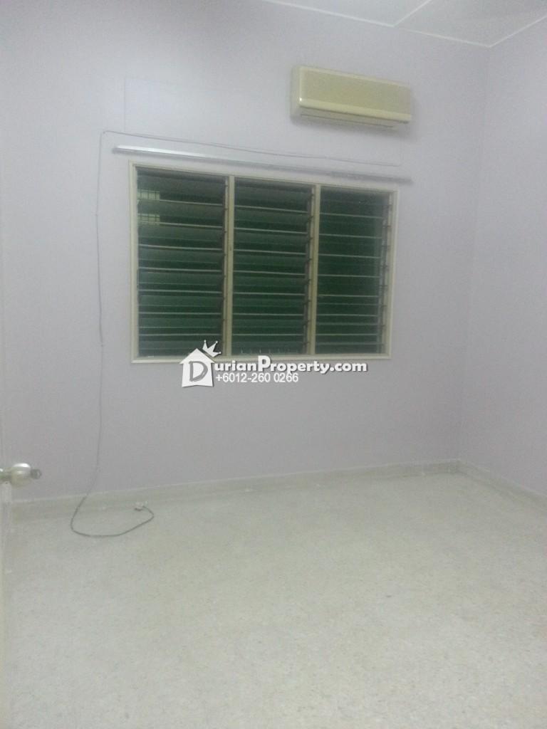Terrace House For Sale at Taman Sri Melati, Selayang
