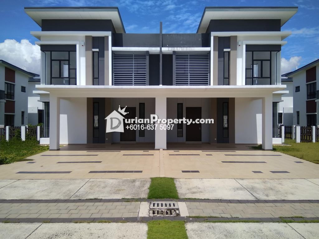 Semi D For Sale at Setia Ecohill, Semenyih