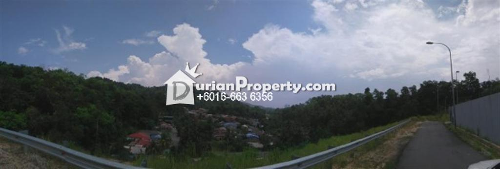 Agriculture Land For Sale at Kemensah, Ampang