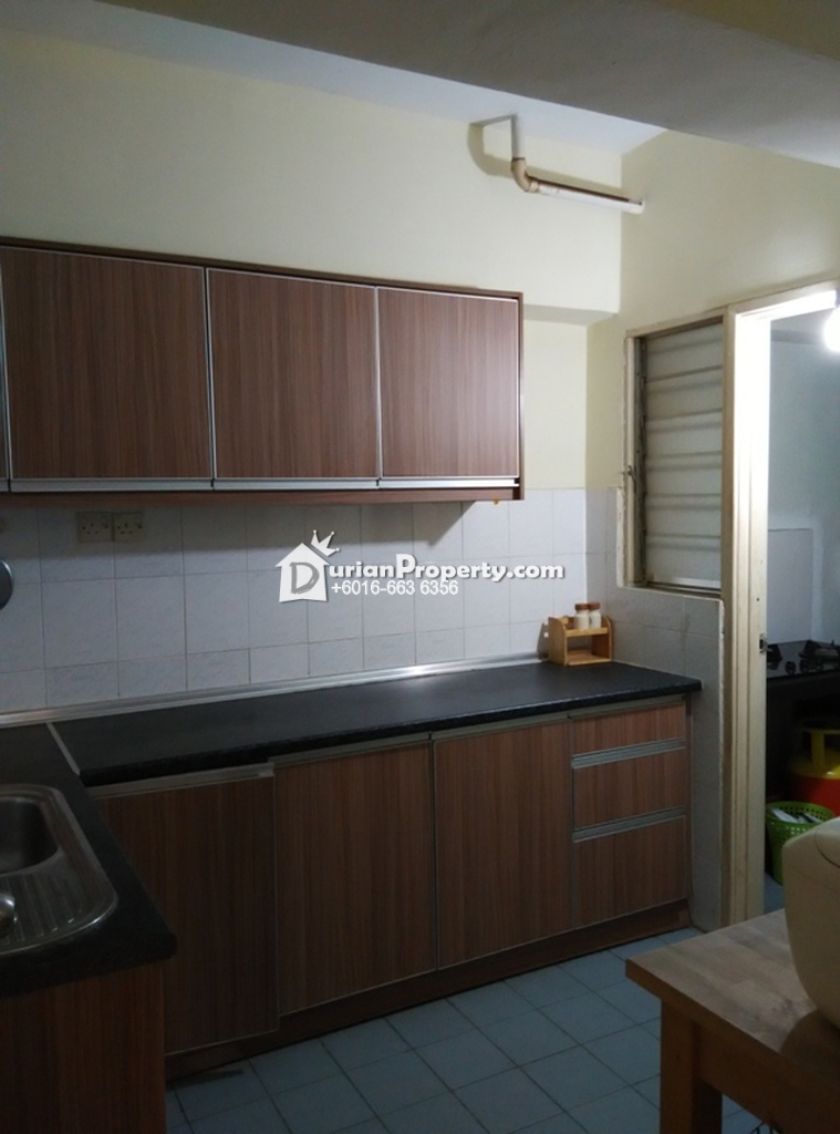 Apartment For Rent at Anjung Hijau, Bukit Jalil