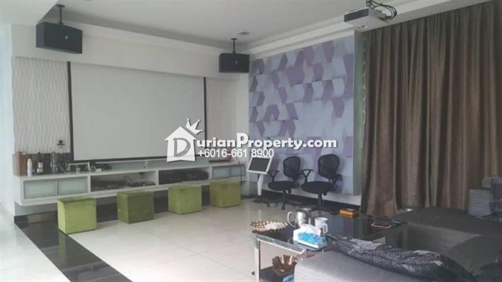 Bungalow House For Sale at Dedaun Bungalow Village, Batu Kawan