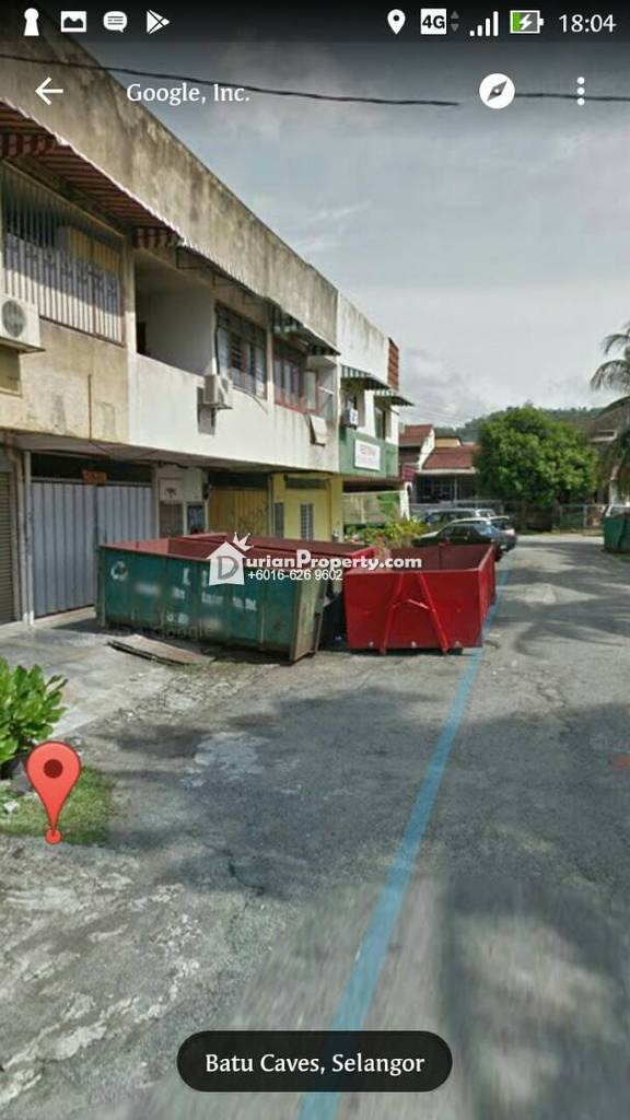 Commercial Land For Sale at Gombak, Selangor