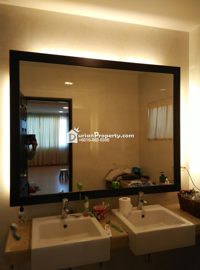 Bungalow House For Sale at Taman Permai Mas, Batu 9 Cheras