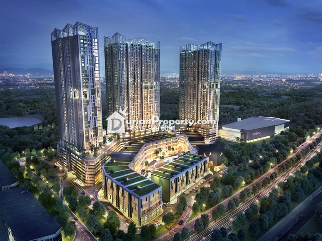 Condo For Sale at Sri Sentul Apartment, Sentul