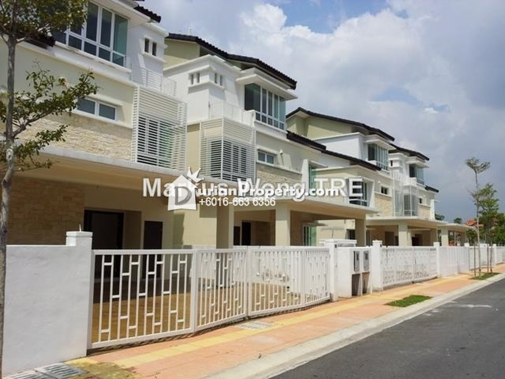 Semi D For Sale at Seri Jalil, Bukit Jalil