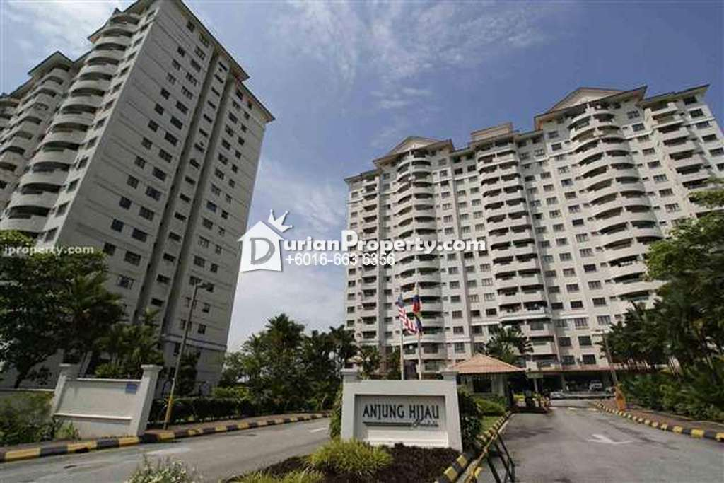 Apartment For Sale at Anjung Hijau, Bukit Jalil