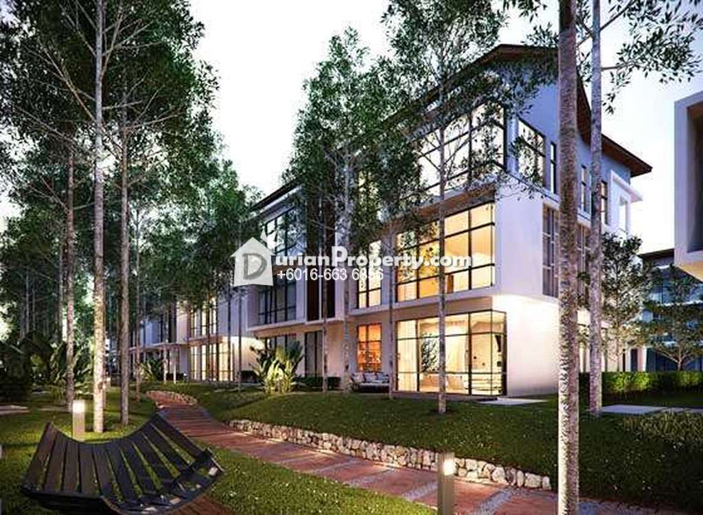 Semi D For Sale at The Park @ Bukit Serdang, Seri Kembangan