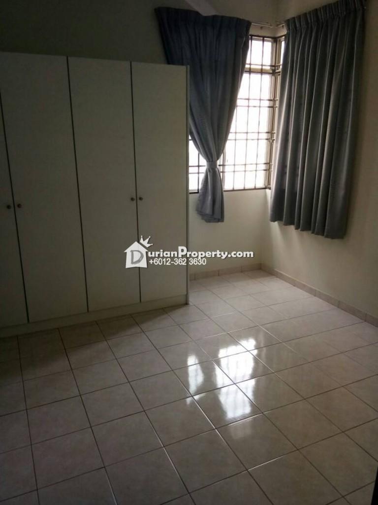 Condo For Rent at Platinum Hill PV6, Setapak