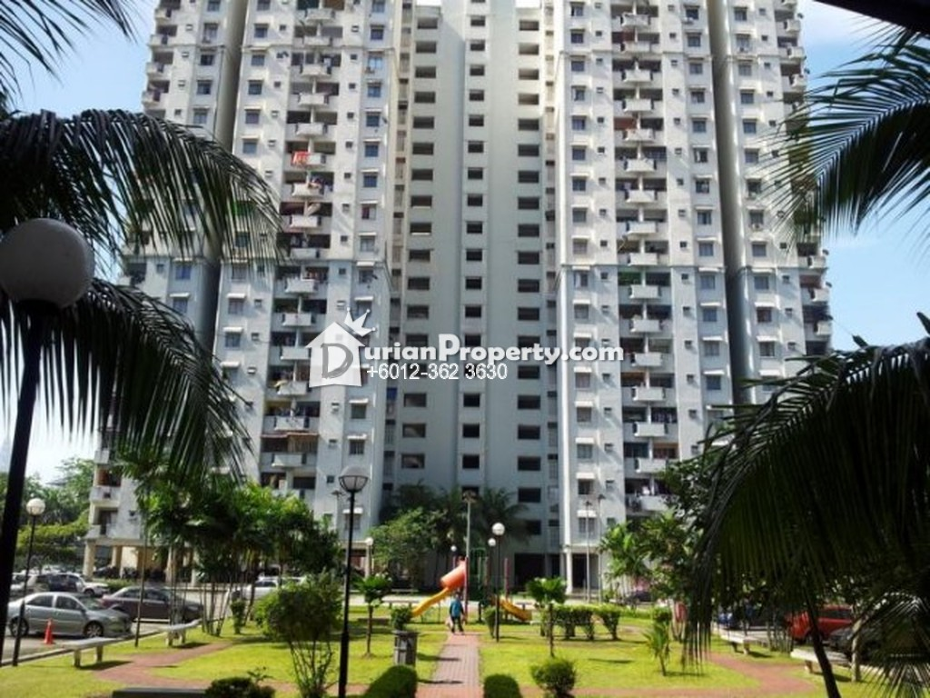 Apartment For Rent at Menara Orkid, Sentul