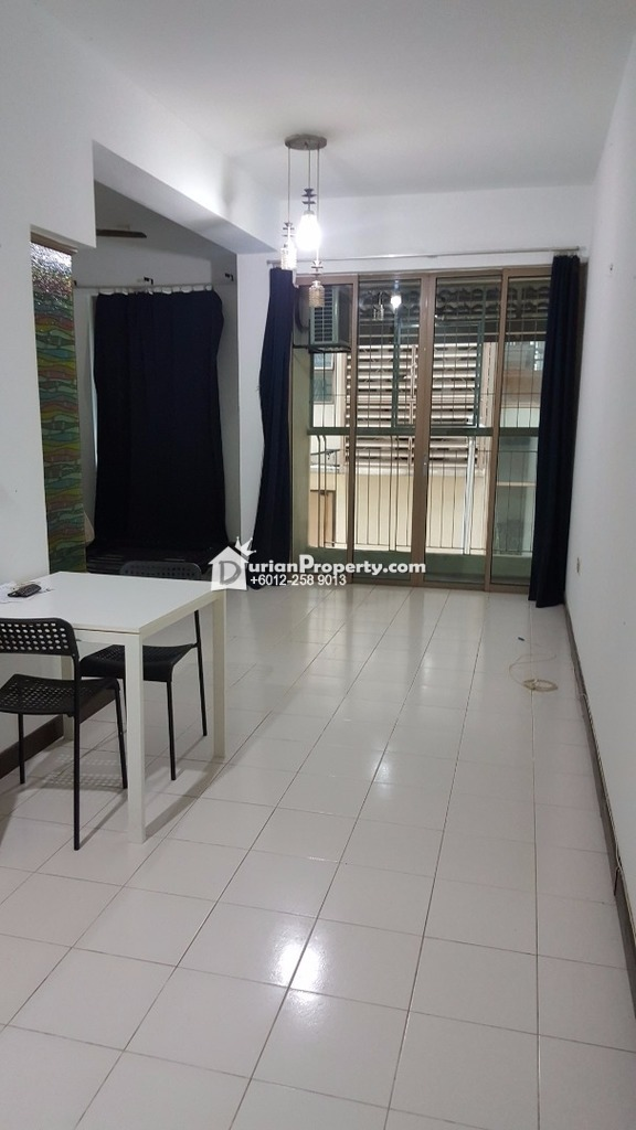 Condo For Rent at Ritze Perdana 1, Damansara Perdana