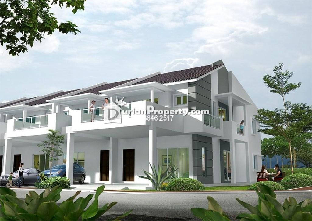 Terrace House For Sale at Glomac Cyberjaya, Cyberjaya