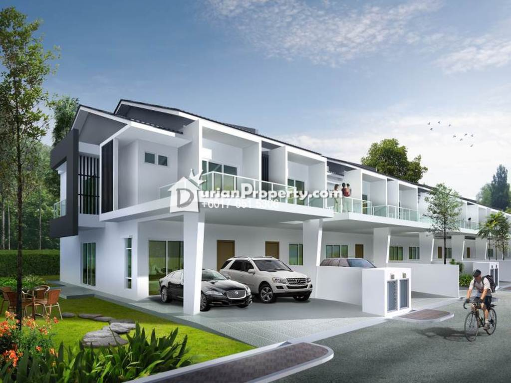 Terrace House For Sale at Glomac Cyberjaya, Cyberjaya