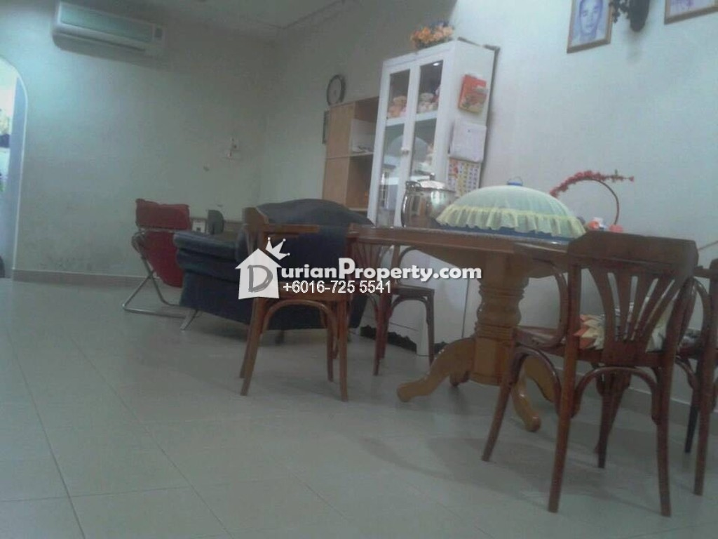 Terrace House For Sale at Taman Desa Jaya, Kepong