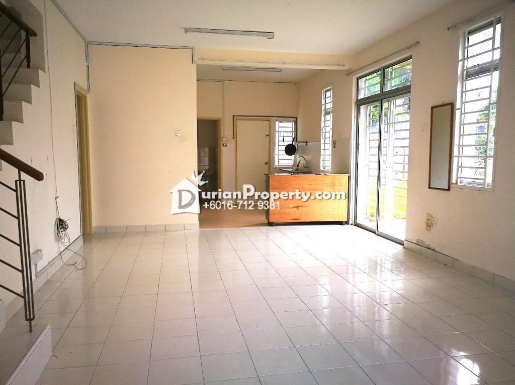 Terrace House For Sale at Taman Sierra Perdana, Masai