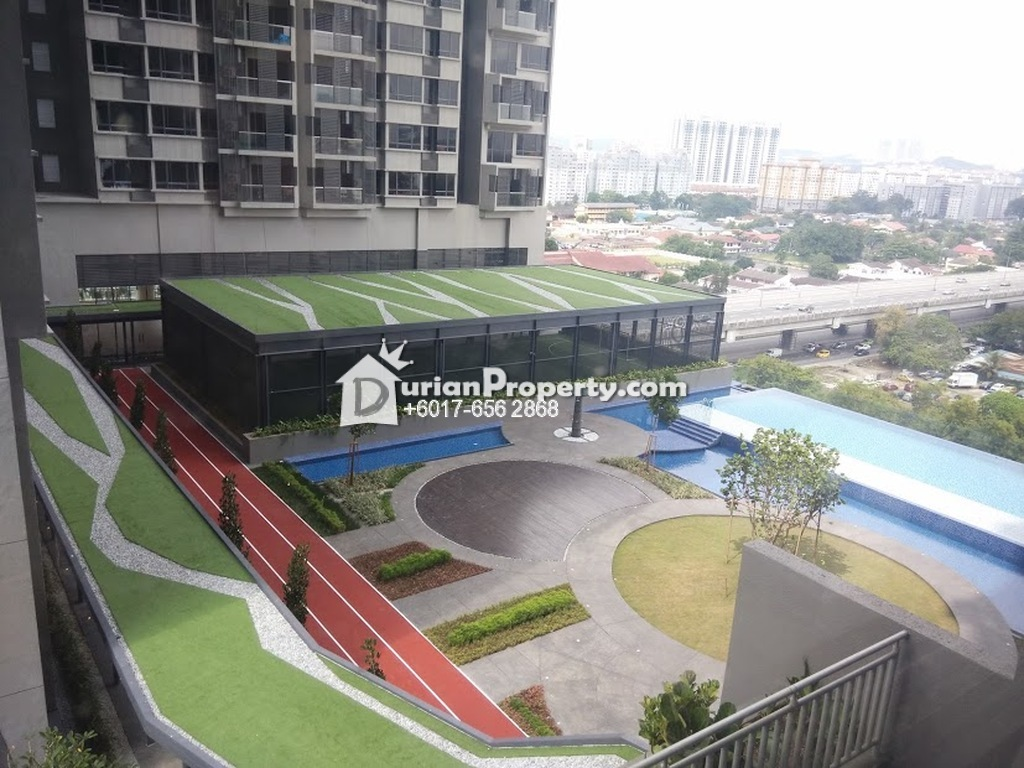 Serviced Residence For Sale at Petalz Residences, Old Klang Road