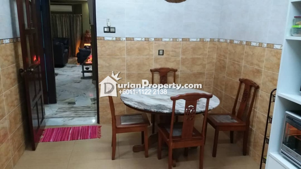 Terrace House For Sale at Taman Radzi, Port Klang