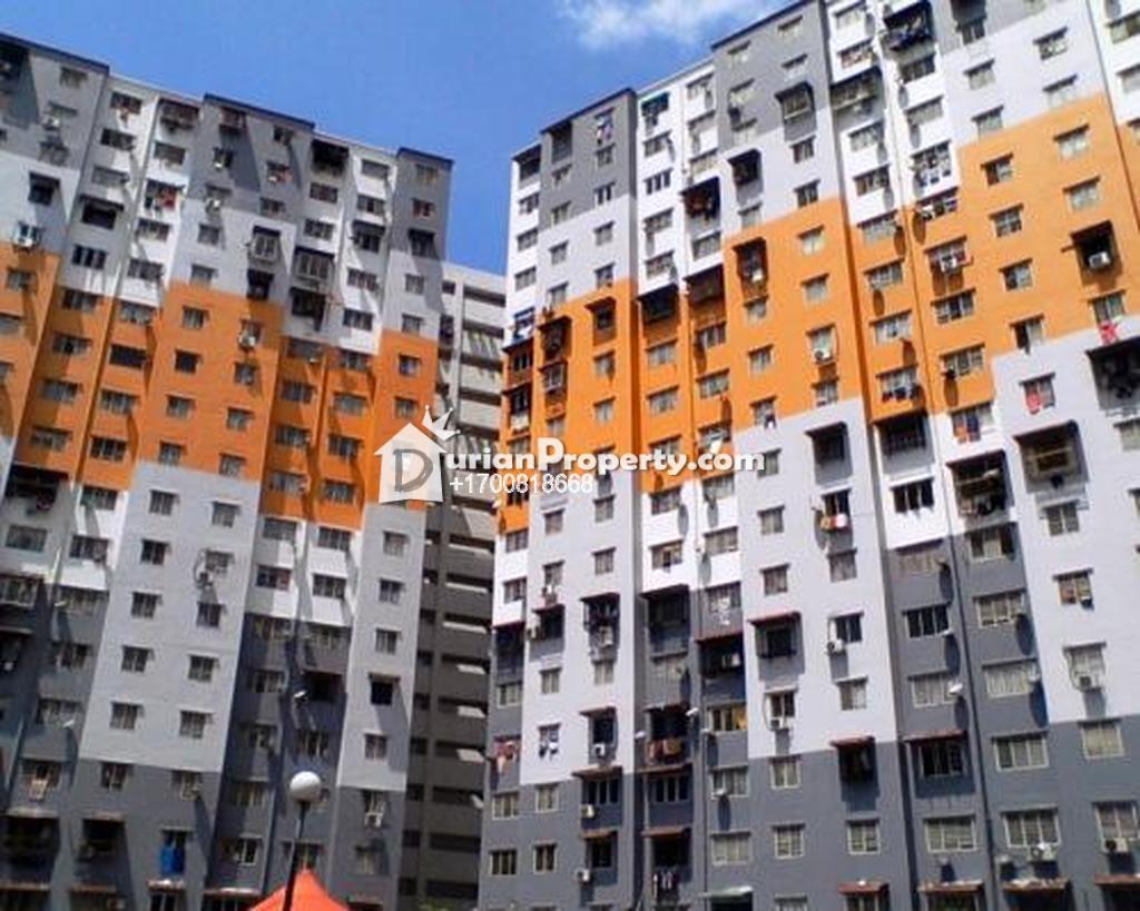 Apartment For Auction At Sri Penara Bandar Permaisuri
