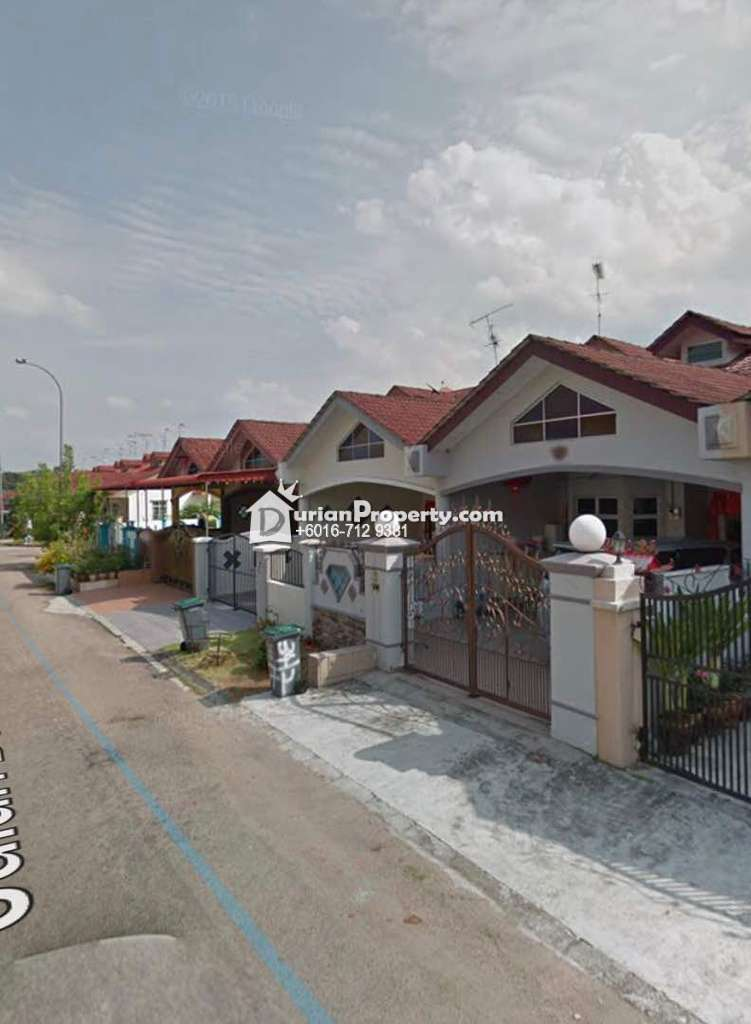 Terrace House For Rent at Taman Bestari Indah, Ulu Tiram
