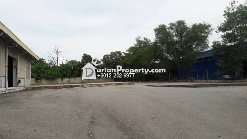 Detached Factory For Rent at Kawasan Perindustrian Nilai, Nilai