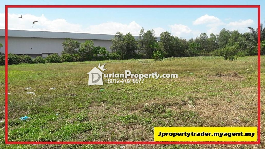 Industrial Land For Rent at Nilai, Negeri Sembilan
