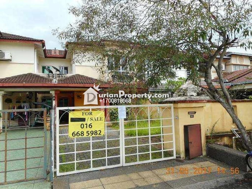Terrace House For Auction at Bandar Saujana Utama, Sungai Buloh