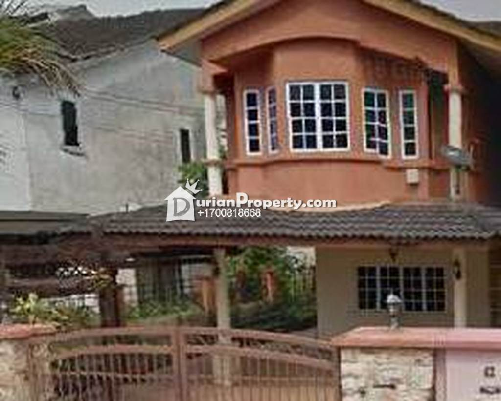 Semi D For Auction at Bandar Country Homes, Rawang
