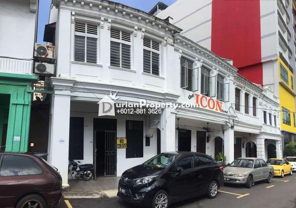 Shop For Rent at Jalan Pudu, Kuala Lumpur