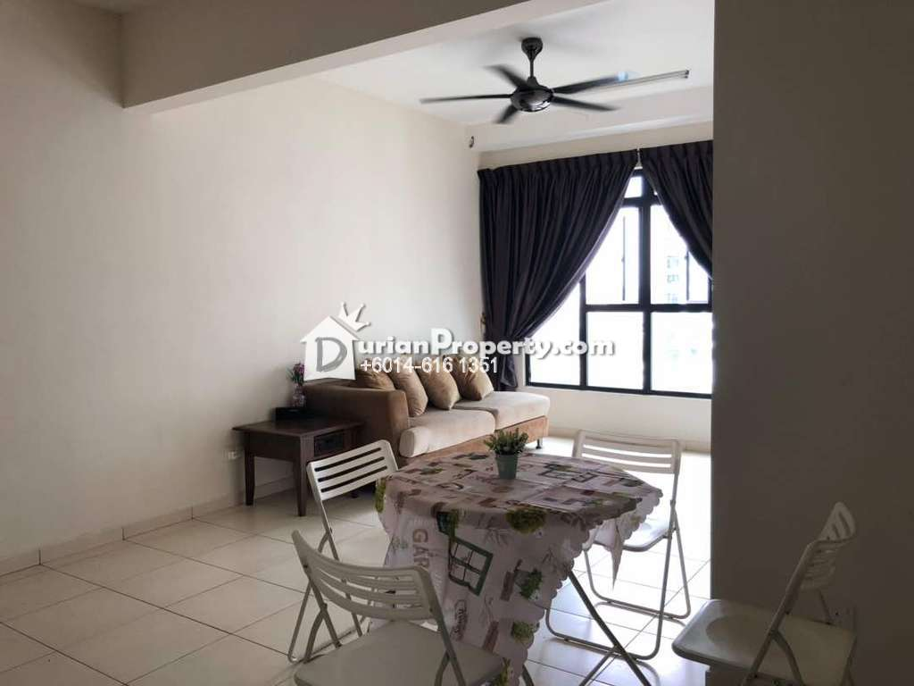 Serviced Residence For Rent at The Garden Residences, Skudai