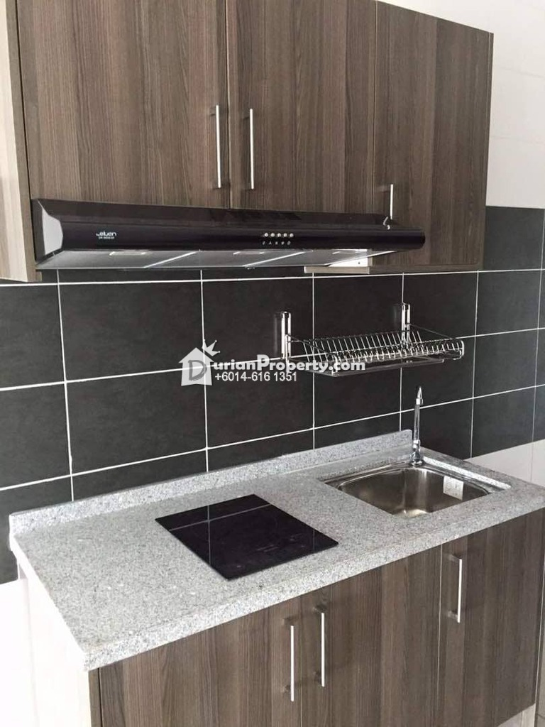 Serviced Residence For Rent at D'Inspire Residence, Taman Nusa Bestari