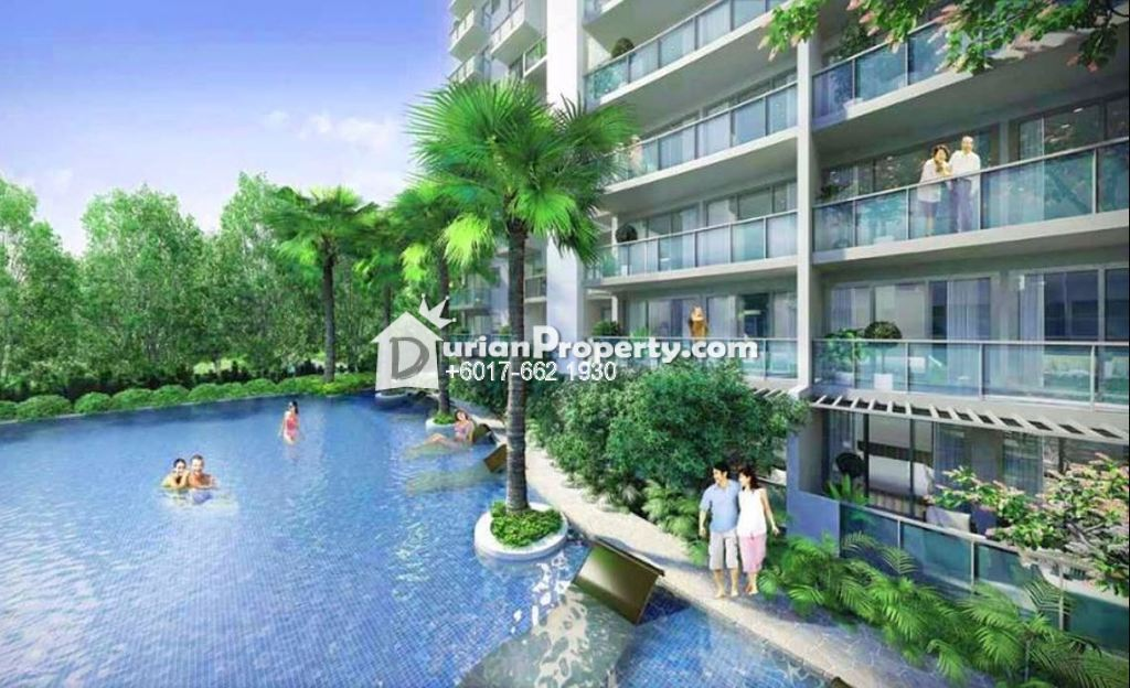 Condo For Sale at Iris Residence, Bandar Sungai Long
