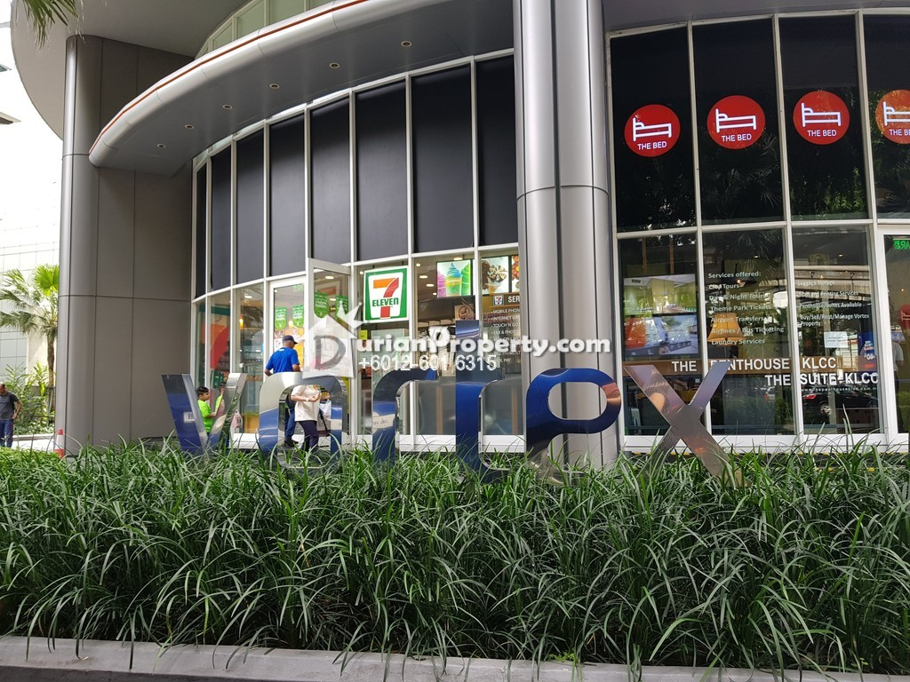 Serviced Residence For Sale at Vortex Suites & Residences, Jalan Sultan Ismail