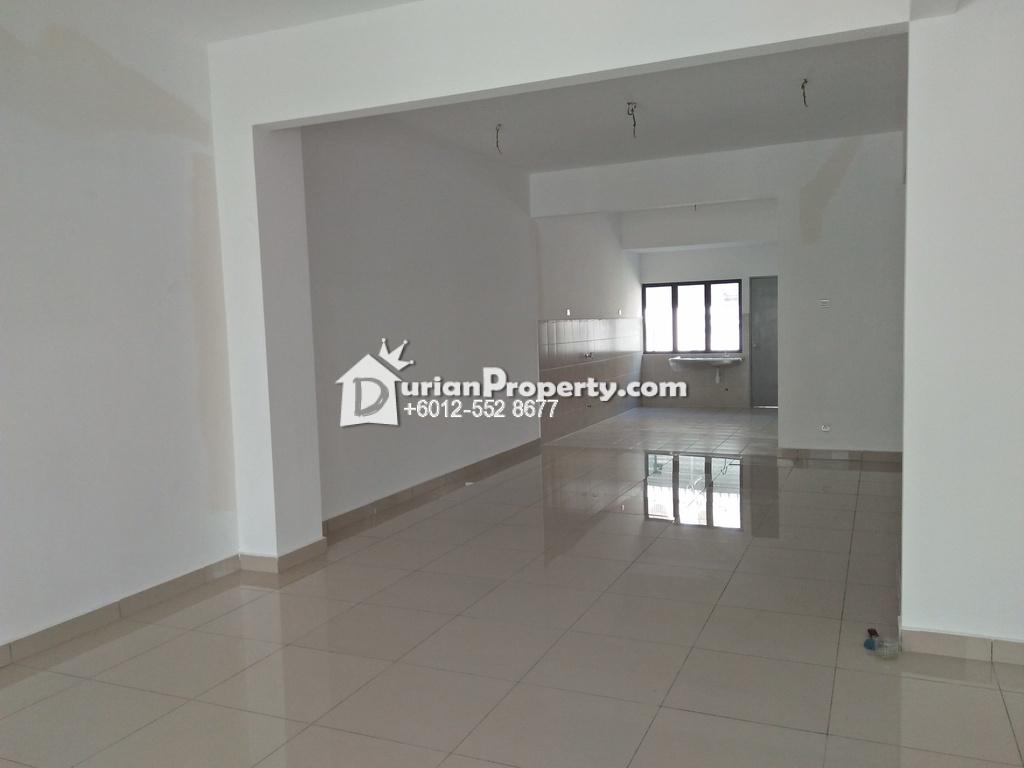 Terrace House For Sale at Mutiara Residence, Klang