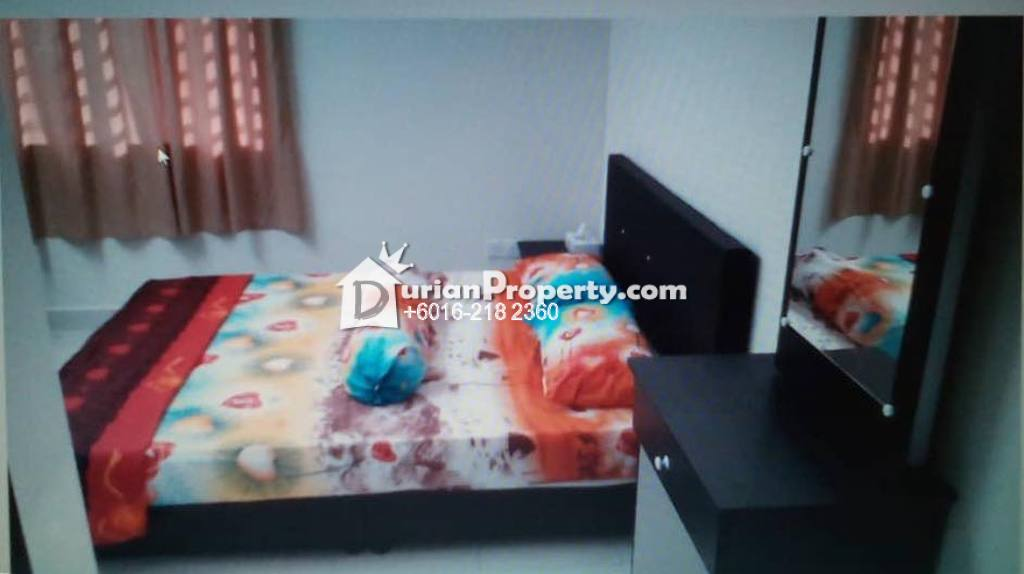 Apartment For Rent at Residensi Warnasari, Bandar Puncak Alam