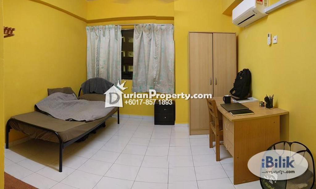 Apartment For Rent at Vista Komanwel, Bukit Jalil