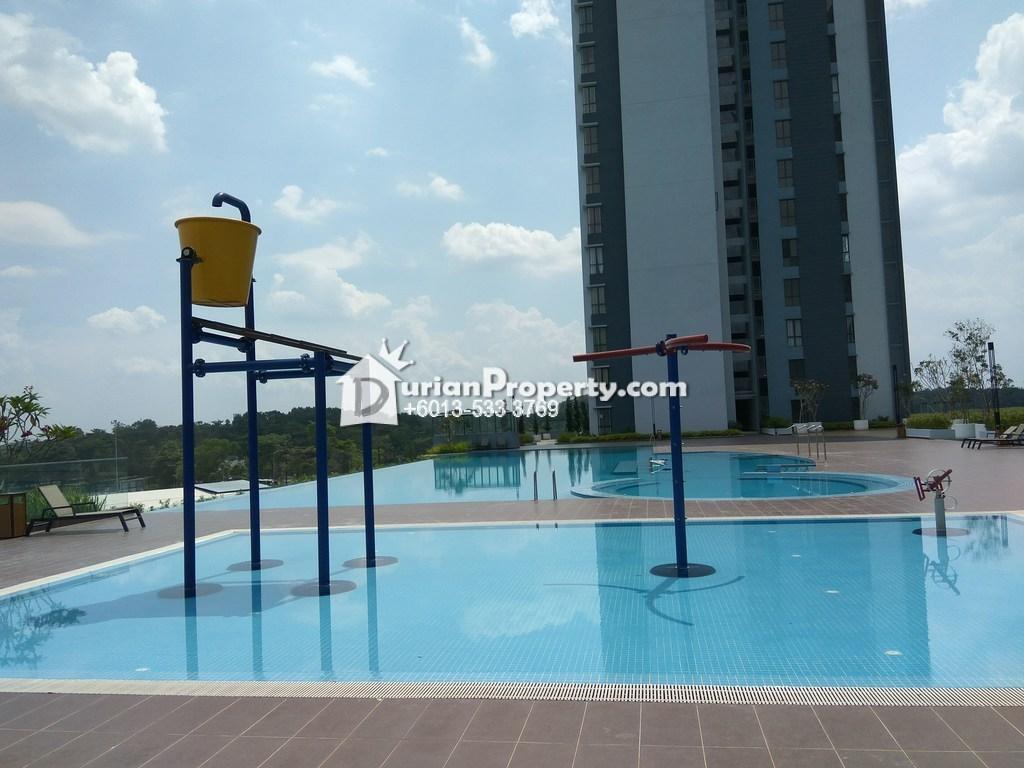 Condo For Sale at Green Park Condominium, Seri Kembangan