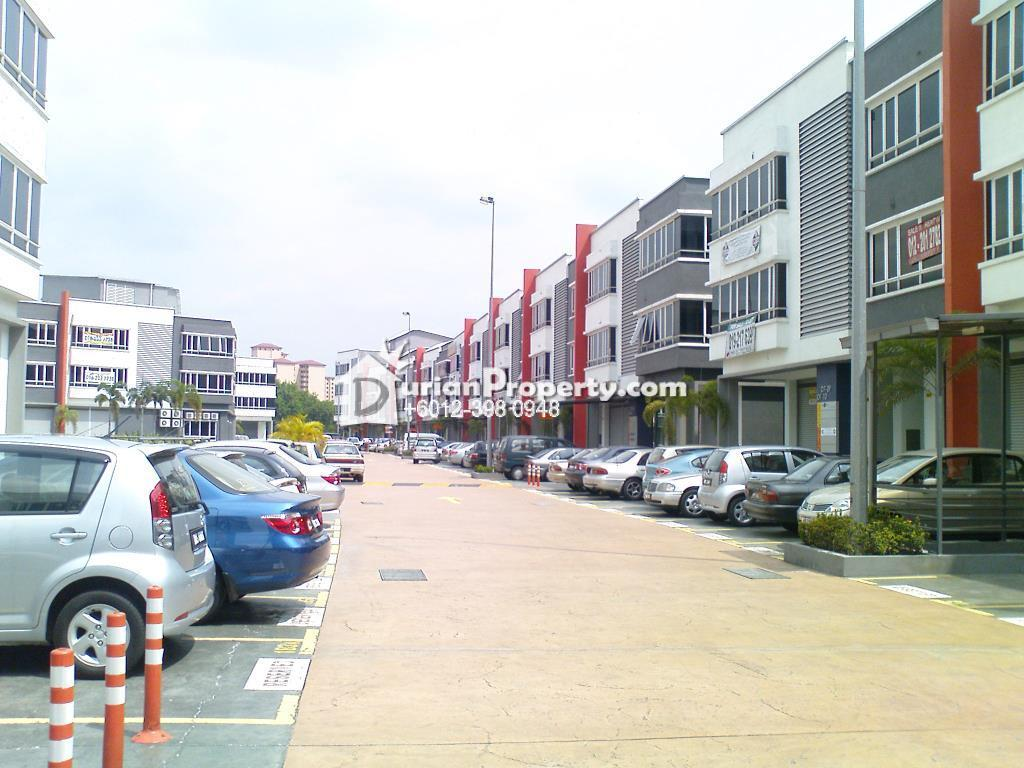 Shop For Rent at Dana 1 Commercial Centre, Ara Damansara