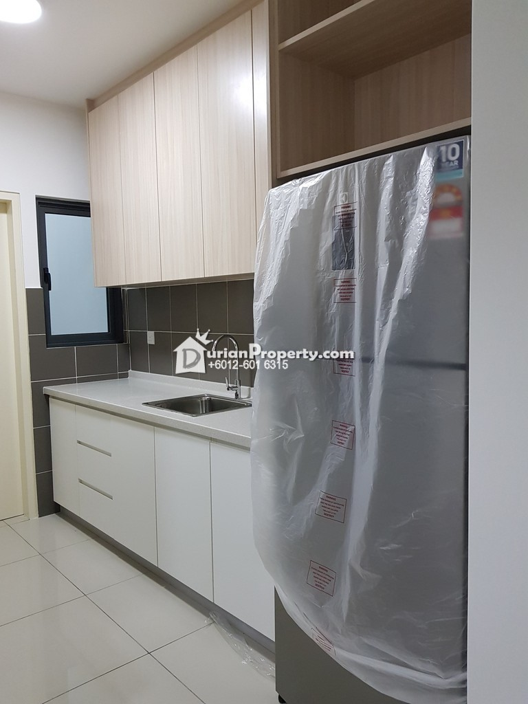 Condo For Rent at Lakeville Residence, Batu Caves