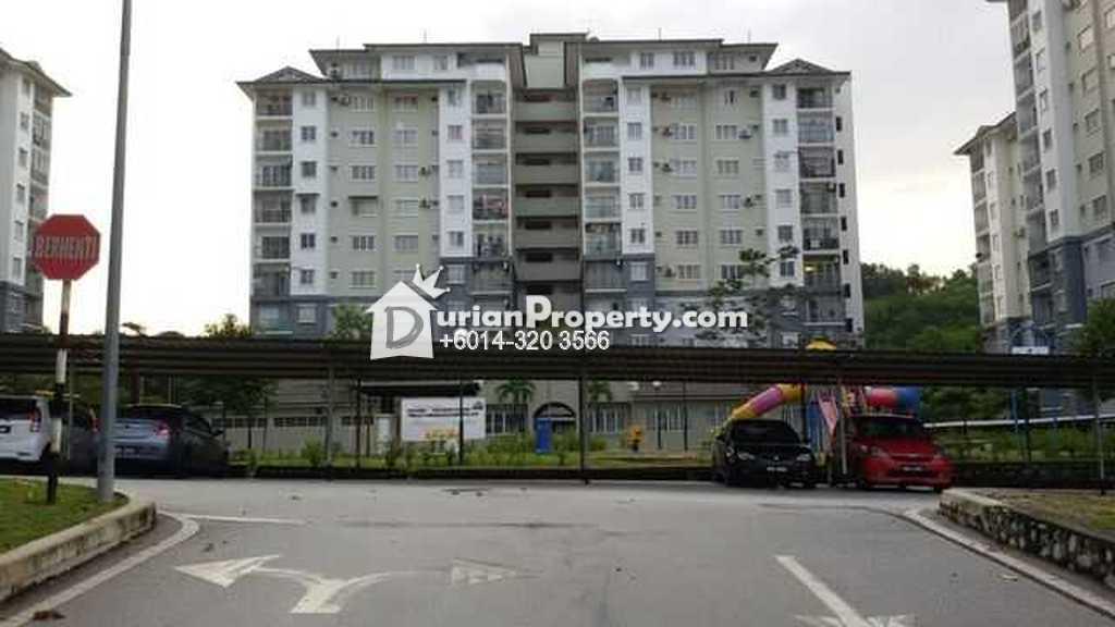 Apartment For Rent at Casa Riana, Bandar Putra Permai
