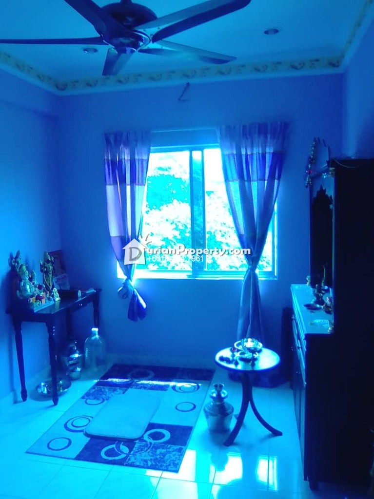 Apartment For Sale at Taman Indah Perdana, Kepong