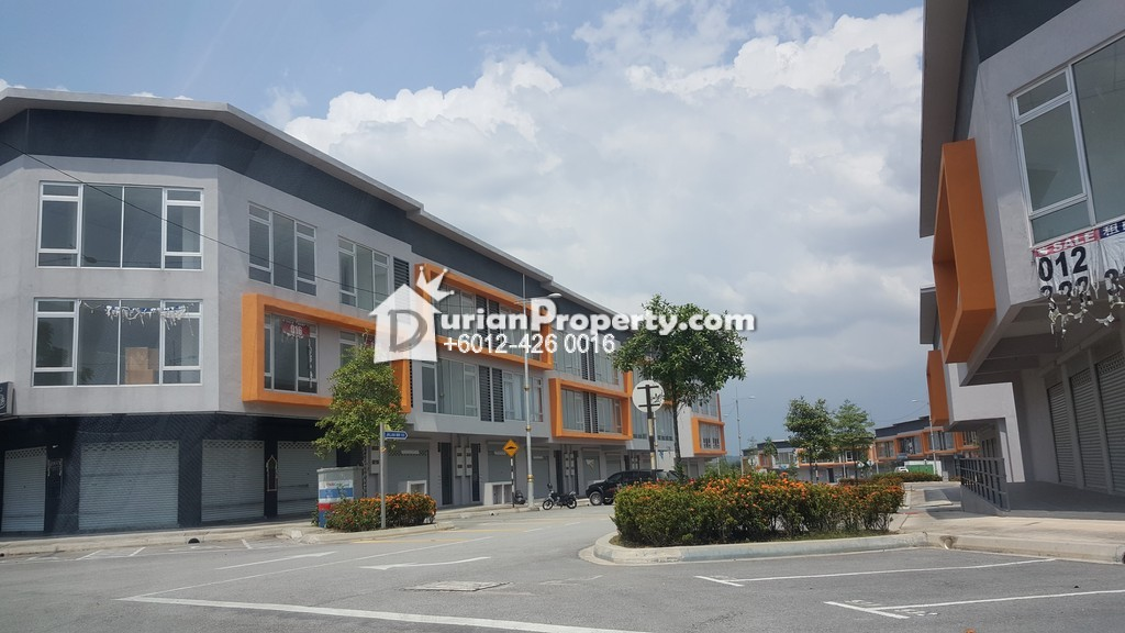 Shop Office For Rent at M Residence, Rawang