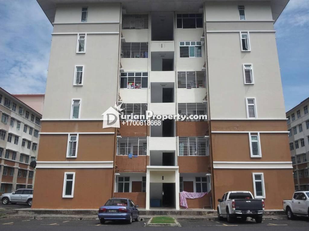 Apartment For Auction at Taman Permata Apartment, Sandakan