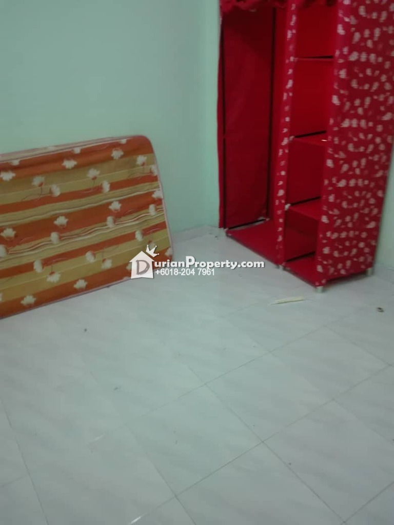 Apartment For Rent at Taman Fadason, Kepong