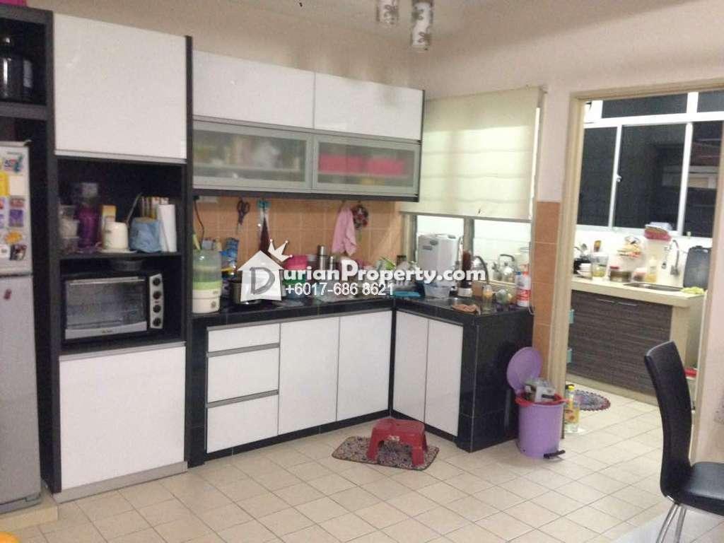 Apartment For Sale at Villa Pavilion, Seri Kembangan