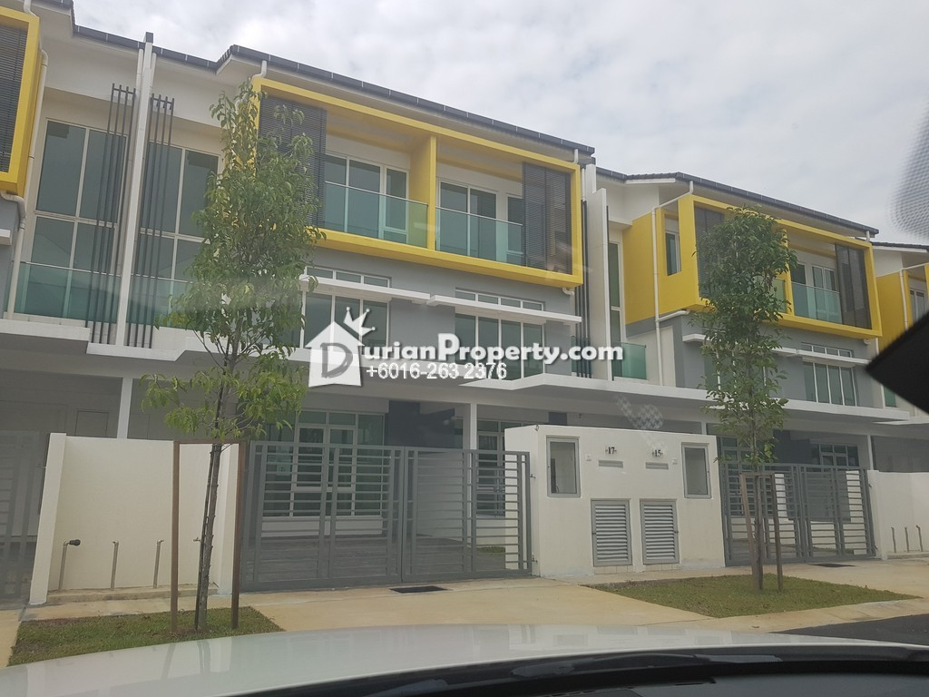 Superlink For Sale at Bandar Bukit Puchong 2, Puchong