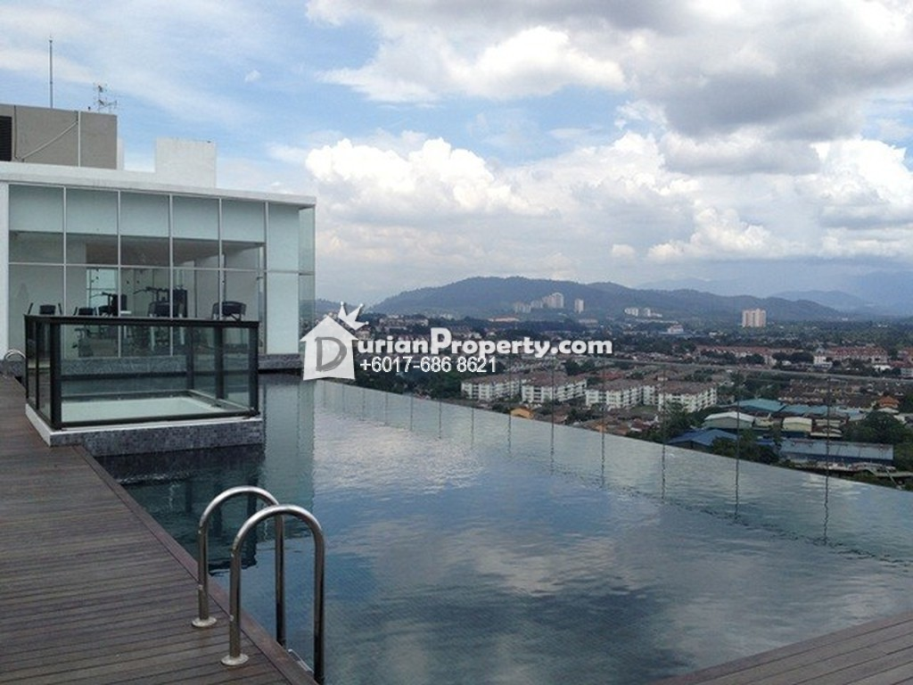 Apartment For Rent at Livia Residence @ C180, Cheras South