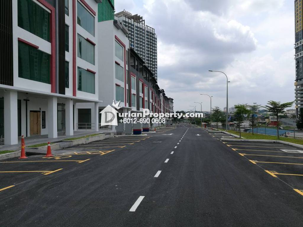 Shop For Rent at Symphony Tower, Taman Cheras Jaya