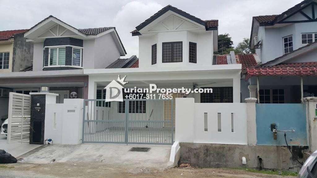 Terrace House For Rent at Section 7, Kota Damansara