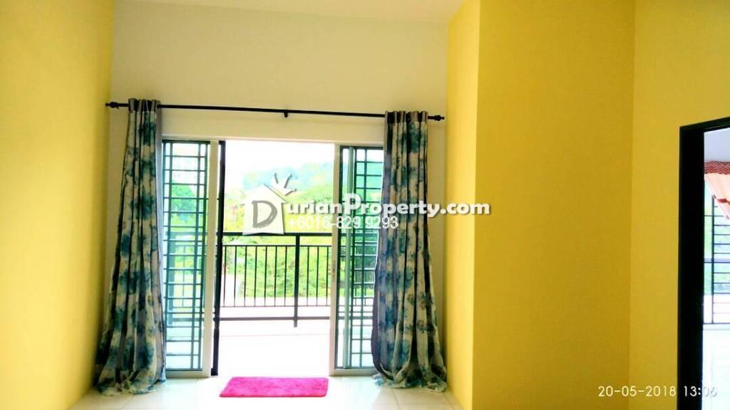 Apartment For Rent at Suria Residence, Bandar Mahkota Cheras