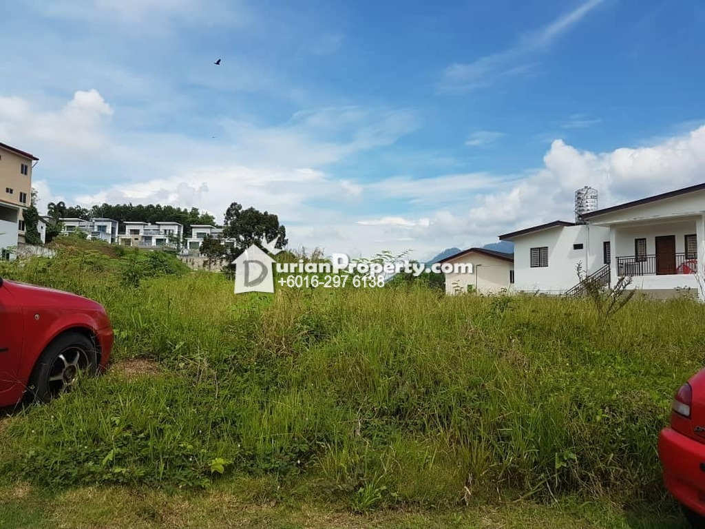 Residential Land For Sale at Bentong, Pahang
