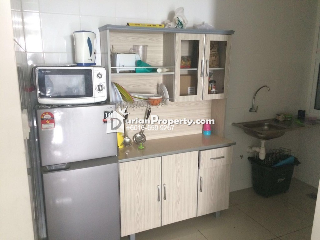 Condo For Rent at De Centrum, Kajang